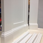 Custom Gable Ends for Kitchen Cabinets
