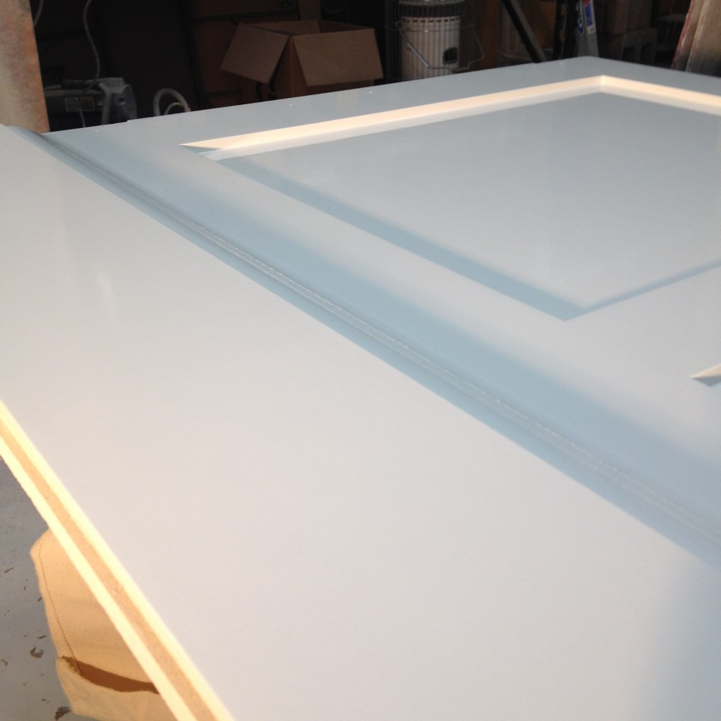 Pre finished Cabinet Panels