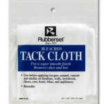 Tack Rags available at Sherwin Williams. approx $2.00