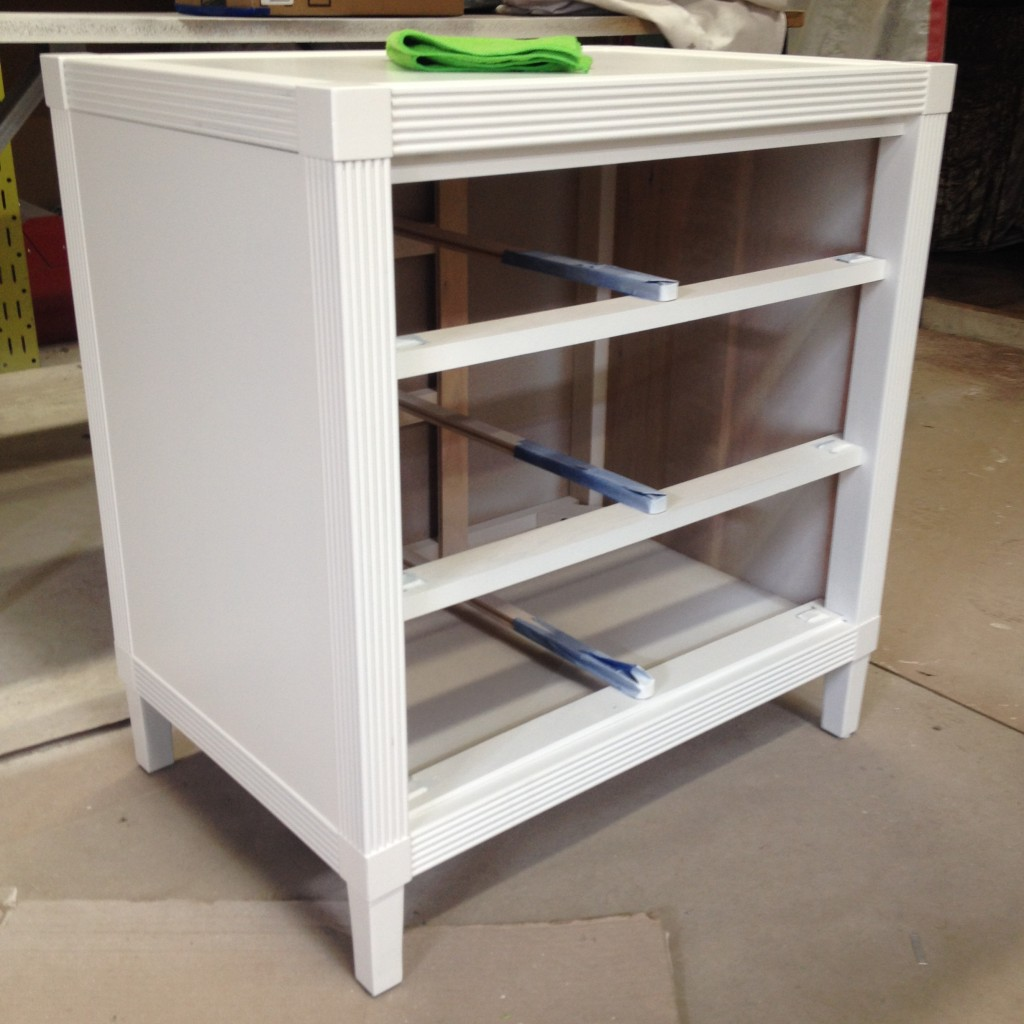 Spray Painted Funiture / Refinishing