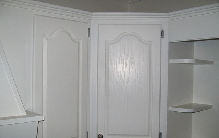 Notes On Painting Oak Cabinets