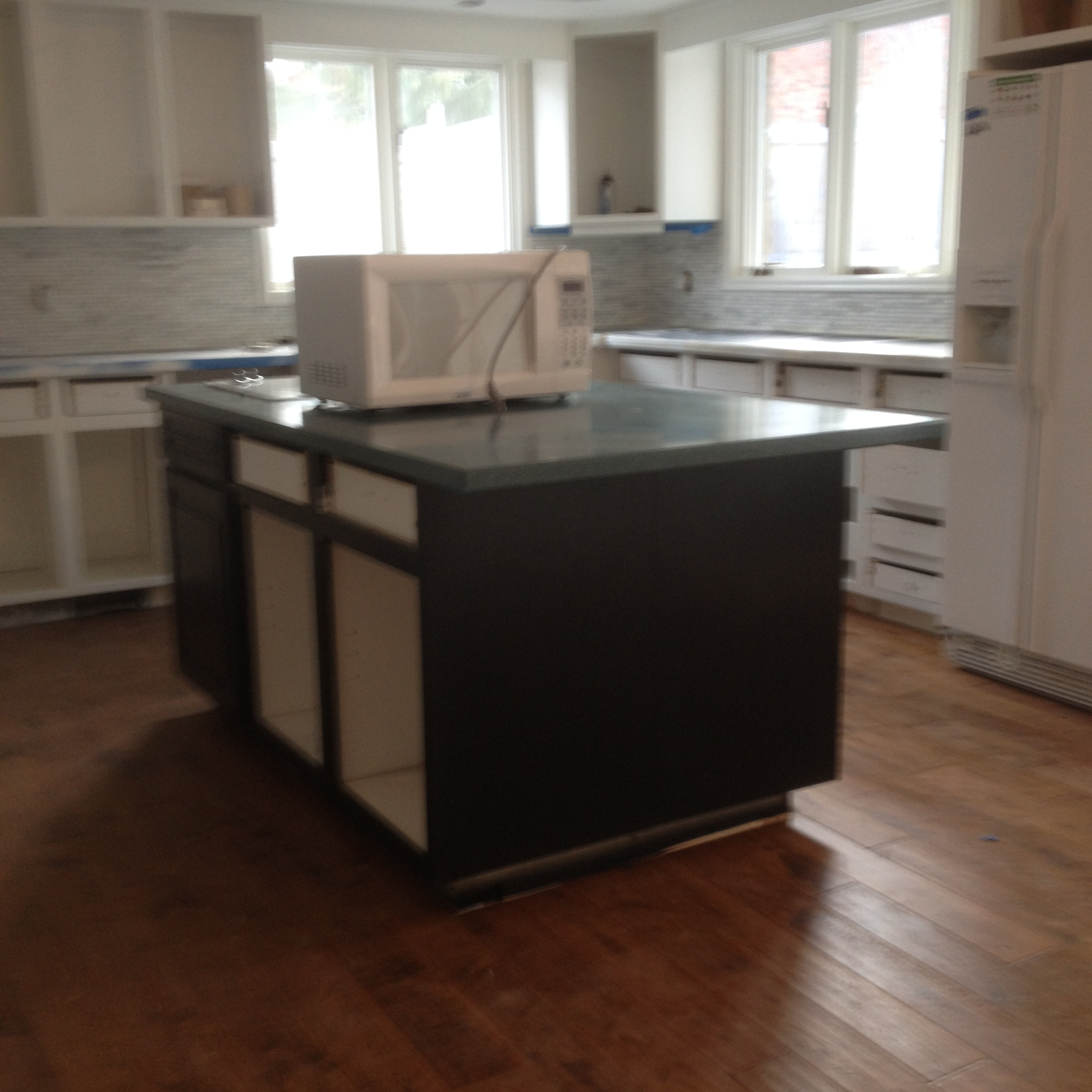 Professional Kitchen Cabinet Painting And